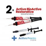Pakiet 2x Activa BioActive...