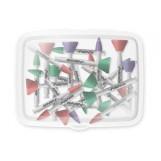 Jednorazowe gumki polishette